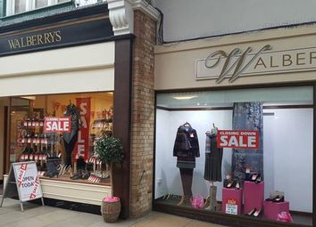 Thumbnail Retail premises to let in 10/10A The Arcade, Bedford, Bedfordshire