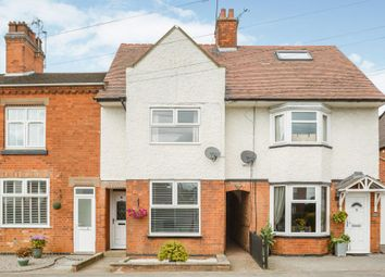 Thumbnail 4 bed terraced house for sale in Nether Farm Close, Lutterworth Road, Gilmorton, Lutterworth