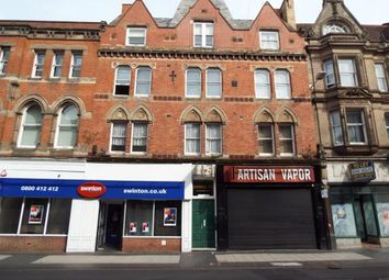 Thumbnail 2 bedroom flat for sale in Bridge Street, Walsall, West Midlands