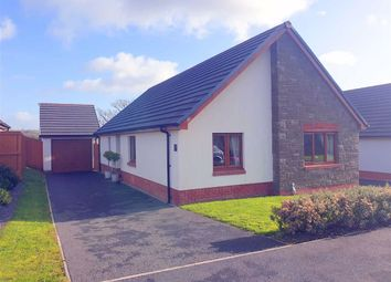 Thumbnail Detached bungalow for sale in Maes Yr Ysgol, Narberth, Pembrokeshire