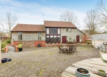Thumbnail 2 bed barn conversion for sale in Westhide, Hereford, Herefordshire