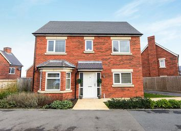 Thumbnail 3 bed detached house for sale in Hewer Drive, Castle Gresley, Swadlincote
