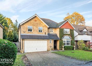 Thumbnail 5 bed detached house for sale in Holm Grove, Uxbridge, Greater London