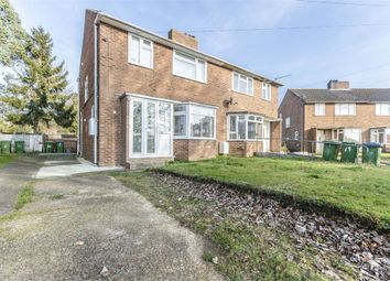 Thumbnail 3 bedroom semi-detached house to rent in Bramley Crescent, Sholing, Southampton, Hampshire