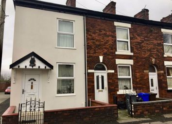 Thumbnail 3 bed end terrace house for sale in Abbey Hey Lane, Abbey Hey, Manchester