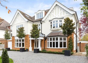 Thumbnail 6 bed detached house for sale in Parkside, Wimbledon