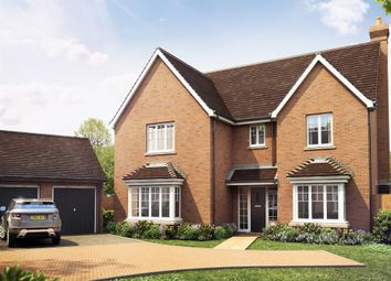 "Thumbnail 5 bed detached house for sale in ""The Lynton"" at Manor Lane, Maidenhead"