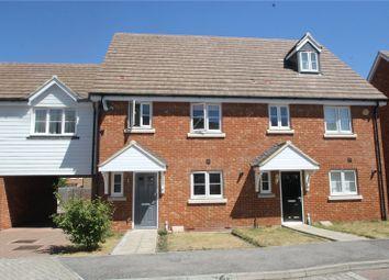 Thumbnail 3 bed semi-detached house for sale in Eglington Drive, Wainscott, Kent