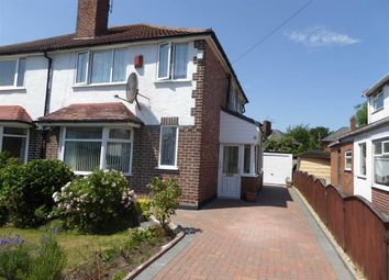 Thumbnail 3 bed semi-detached house for sale in Crossgate Avenue, Manchester