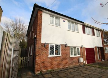 Thumbnail 3 bed semi-detached house for sale in Crofton Lane, Petts Wood, Orpington