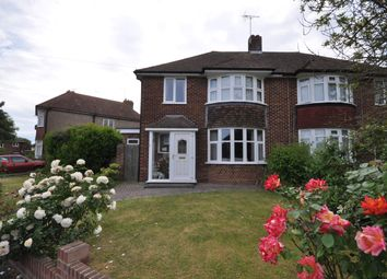 Thumbnail 3 bed semi-detached house to rent in Elm Wood Close, Whitstable