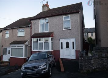 Thumbnail 3 bed semi-detached house for sale in Marine Avenue, Old Colwyn, Colwyn Bay, Conwy