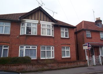 Thumbnail 2 bed flat to rent in Percy Road, Shirley, Southampton