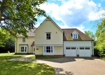Thumbnail 4 bed detached house for sale in Palmer Gardens, Wivenhoe, Colchester