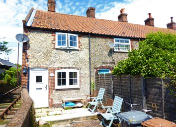 Thumbnail 2 bedroom end terrace house to rent in Dinsdale Road, Leiston, Suffolk