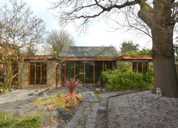 Thumbnail 4 bed detached bungalow for sale in Manor Hall Avenue, London