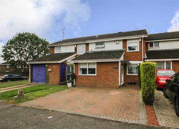 Thumbnail 4 bedroom terraced house for sale in Haddington Close, Bletchley, Milton Keynes, Beds