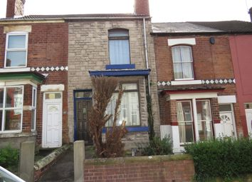 Thumbnail 3 bed terraced house for sale in Aldred Street, Clifton, Rotherham