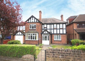 Thumbnail 5 bed detached house for sale in Ribblesdale Road, Sherwood Dales, Nottingham