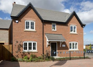 Thumbnail 4 bed country house for sale in Hayfields, Upton Snodsbury Road, Pinvin