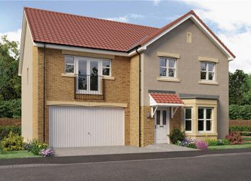 "Thumbnail 5 bed detached house for sale in ""Hargreaves Det"" at Kingsfield Drive, Newtongrange, Dalkeith"