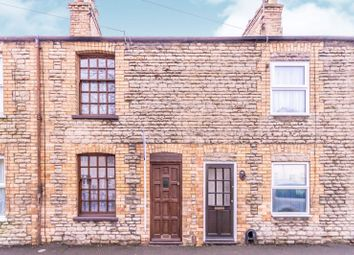 Thumbnail 2 bedroom terraced house to rent in Radcliffe Road, Stamford