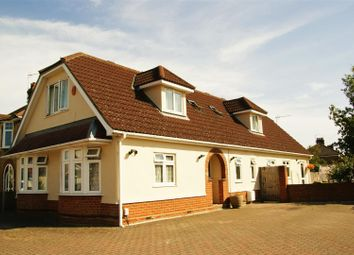 Thumbnail 5 bed detached bungalow for sale in Chilton Road, Ipswich