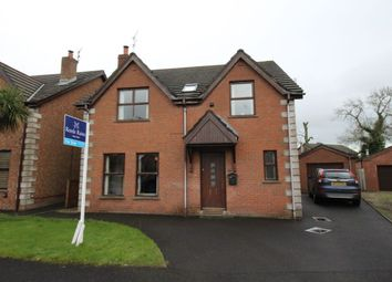 Thumbnail 4 bed detached house for sale in Meadow Hill Close, Carrickfergus