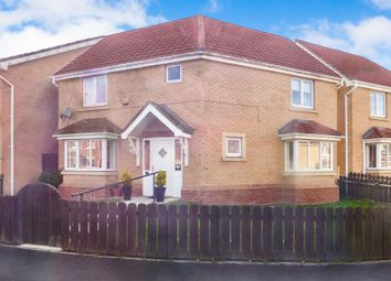 Thumbnail 3 bedroom detached house for sale in Chapel Drive, Consett