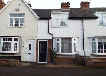 Thumbnail 2 bed terraced house for sale in Kings Road, Oakham, Leicestershire, England