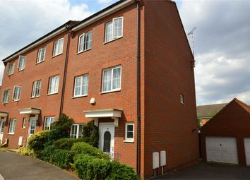 Thumbnail 4 bed end terrace house for sale in Walker Grove, Hatfield, Hertfordshire