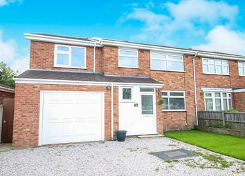 Thumbnail 4 bed semi-detached house to rent in Watchyard Lane, Formby, Liverpool