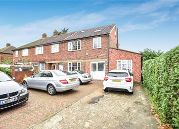 Thumbnail 5 bedroom end terrace house for sale in West End Road, Ruislip, Middlesex