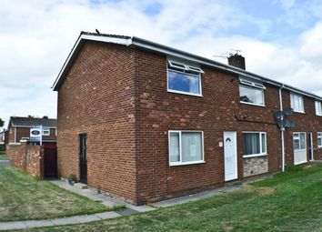 Thumbnail 2 bed flat to rent in Essex Close, Ashington