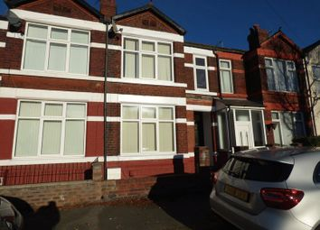Thumbnail 5 bed terraced house for sale in St. Marys Street, Latchford, Warrington