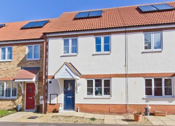 Thumbnail 3 bed terraced house to rent in Bell Close, Marham, King's Lynn