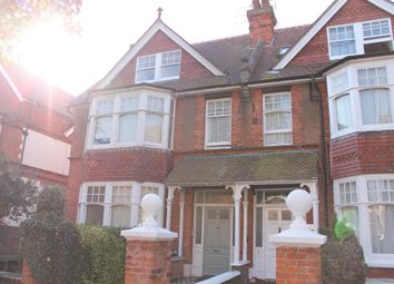 Thumbnail 2 bed flat to rent in Pembroke Crescent, Hove, East Sussex