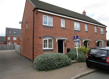Thumbnail 2 bed property to rent in Hallam Fields Road, Birstall, Leicester