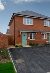 Thumbnail 2 bed end terrace house for sale in Woodgate Drive, Chellaston