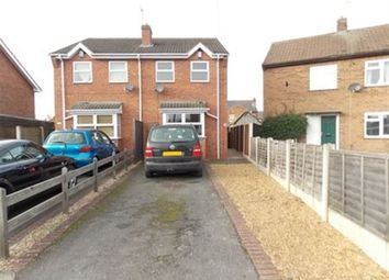 Thumbnail 2 bed semi-detached house to rent in Garfield Avenue, Draycott
