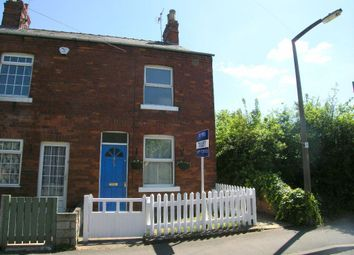 Thumbnail 2 bed terraced house to rent in High Street, Retford