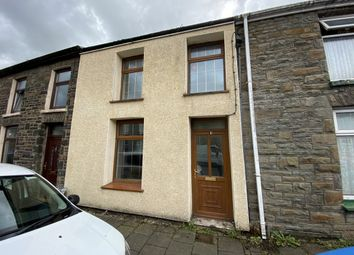 3 bed terraced house for sale in Eirw Road, Porth -, Porth CF39