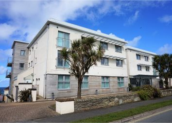 Thumbnail 4 bed flat for sale in The Lighthouse Pentire Avenue, Newquay