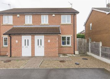 Thumbnail 3 bed semi-detached house for sale in Avondale Road, Inkersall, Chesterfield