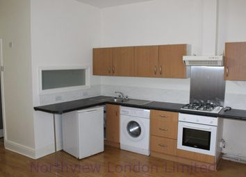 Thumbnail 2 bed flat to rent in Hornsey Road, Upper Holloway