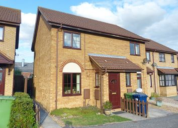 Thumbnail 2 bed end terrace house for sale in Cookson Walk, Yaxley, Peterborough