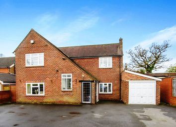 Thumbnail 3 bed detached house for sale in Kenilworth Road, Balsall Common, Coventry