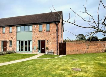 Thumbnail 4 bed end terrace house for sale in Cook Lane, Norton, Gloucester