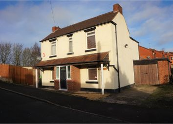 Thumbnail 3 bed detached house for sale in Queen Street, Walsall Wood