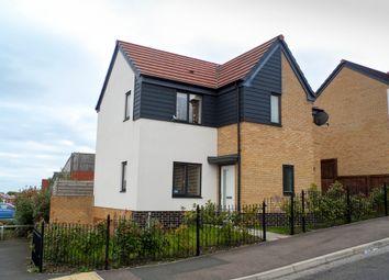 Thumbnail 3 bed detached house for sale in Stubbins Hill, Edlington, Doncaster